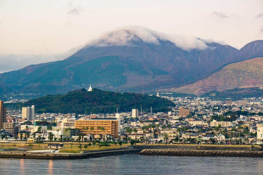 Japan port departure point