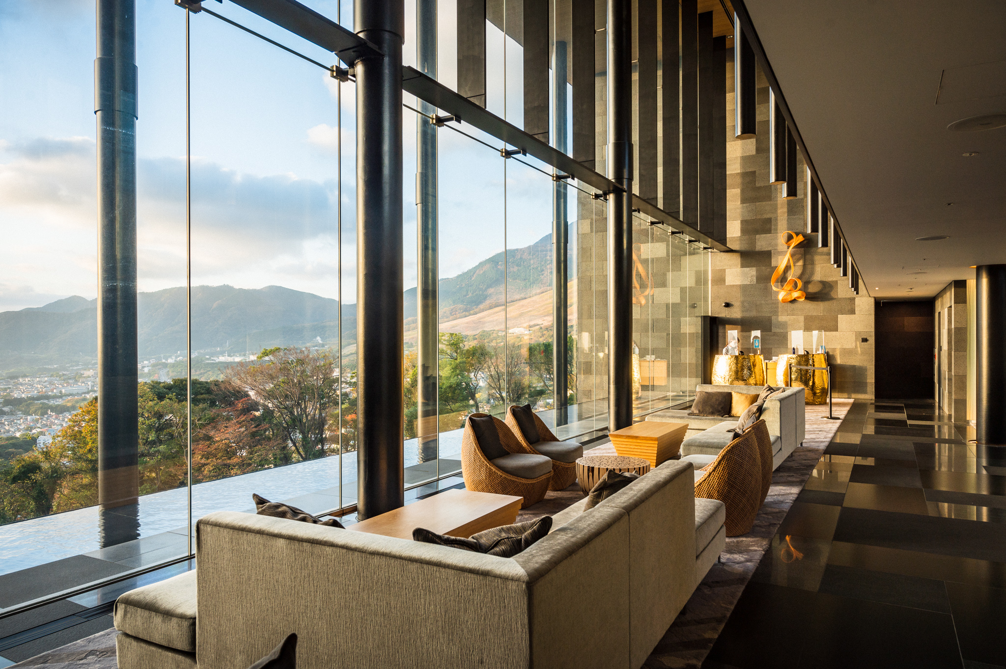 Unexpected Luxury Awaits You in World-Class Accommodations, Onsen, and Cuisine in Beppu