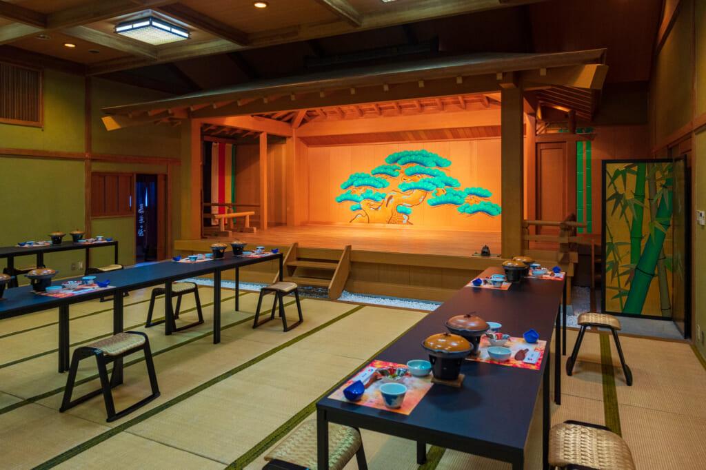 beppu restaurant serving traditional japanese food