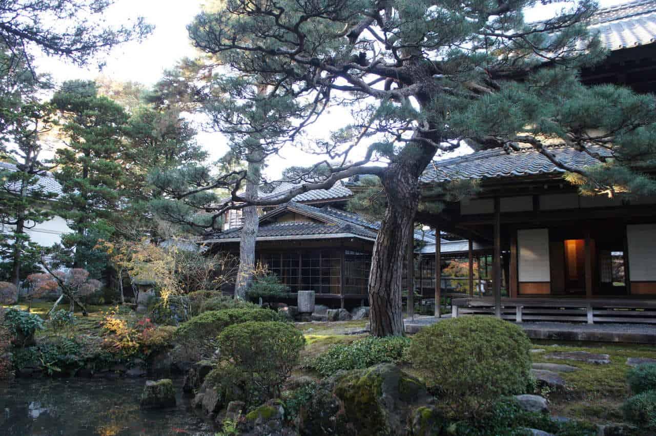 A Walking Tour Through Traditional Japan in Niigata