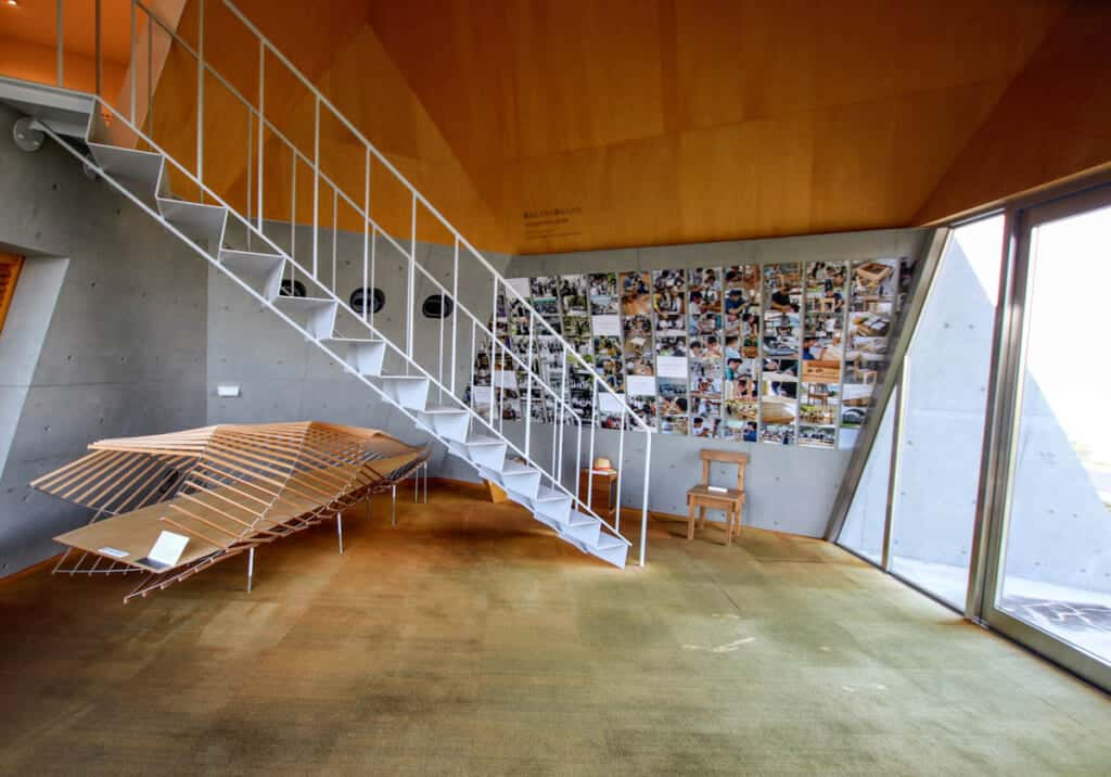 toyo ito museum of architecture interior