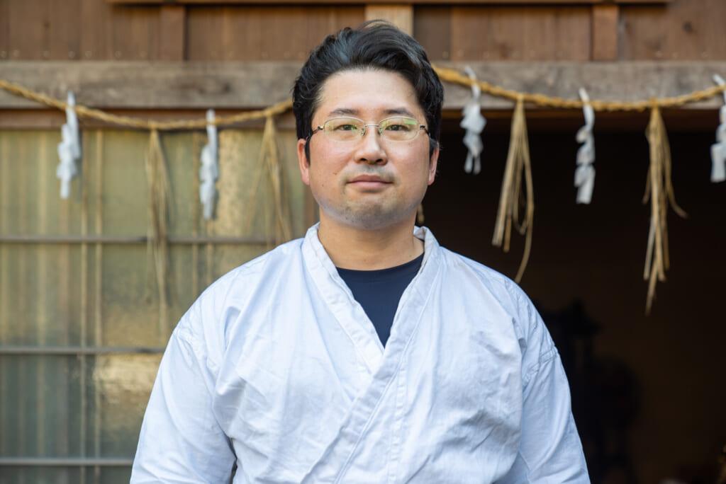 japanese swordsmith nakanishi yuya