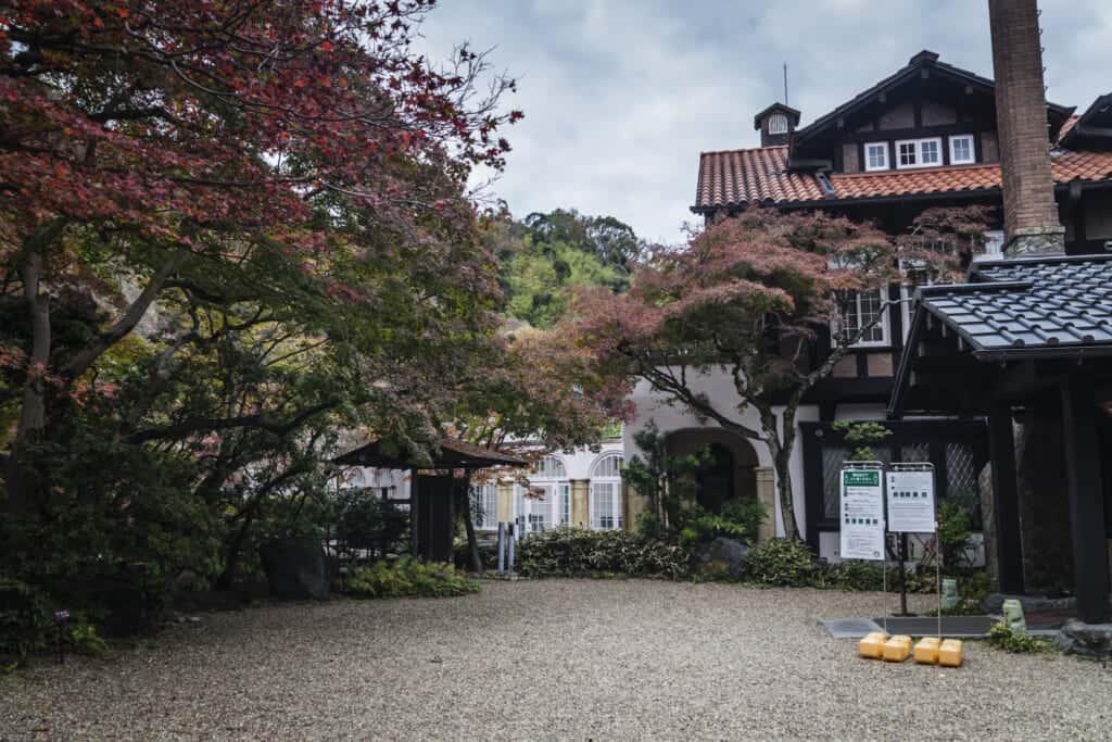 Oyamazaki Villa museum of art