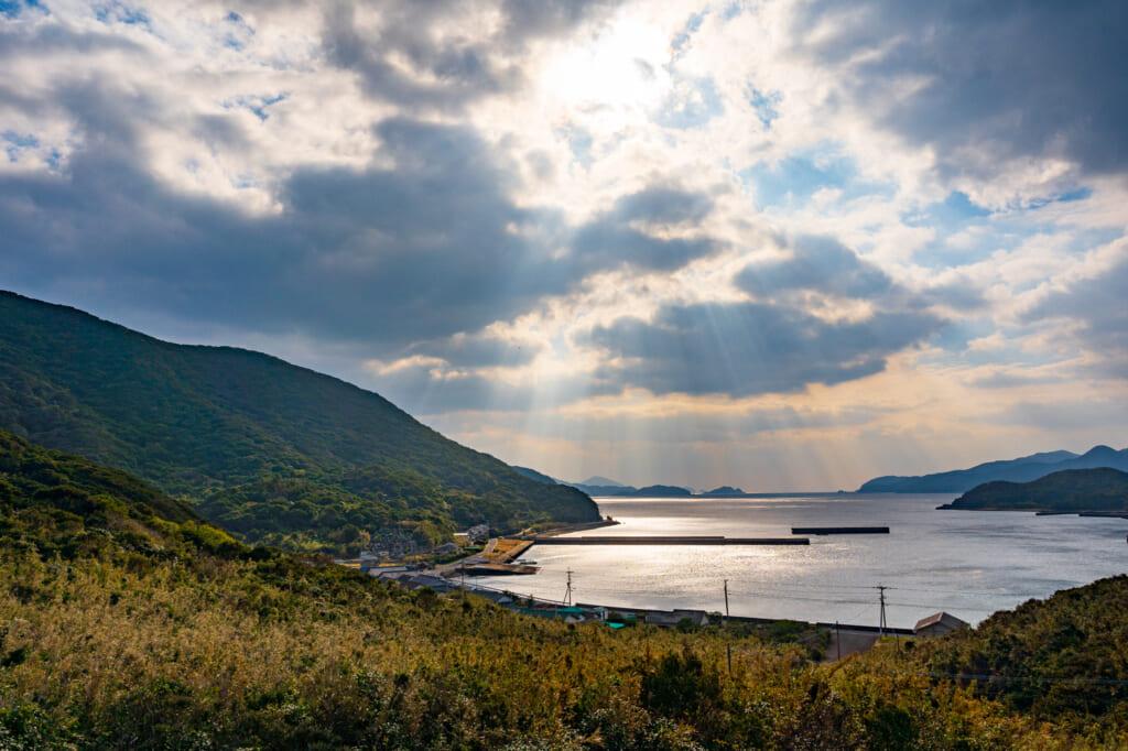 japan ocean goto island
