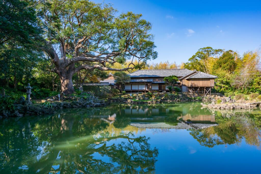 japanese garden goto islands
