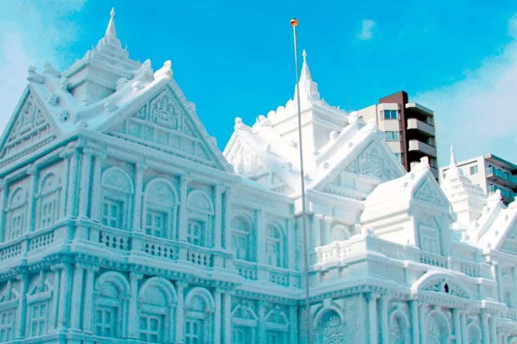 Snow Festival Sapporo