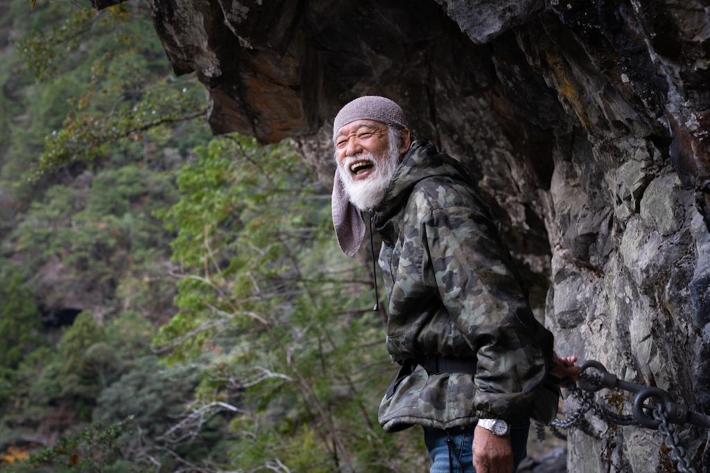 Kumano Kodo Hiking, Cycling, and Visiting a Hermit