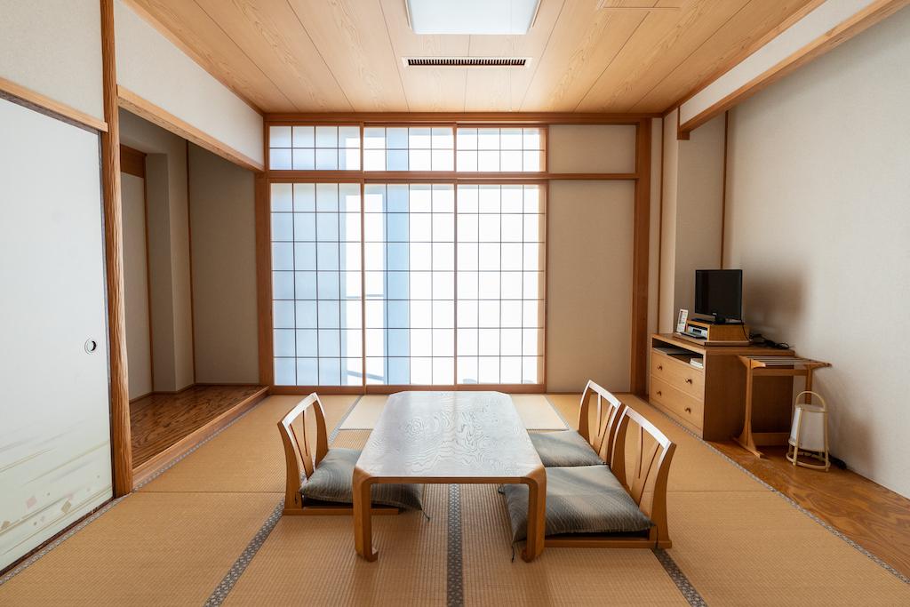 Japanese-style tatami room