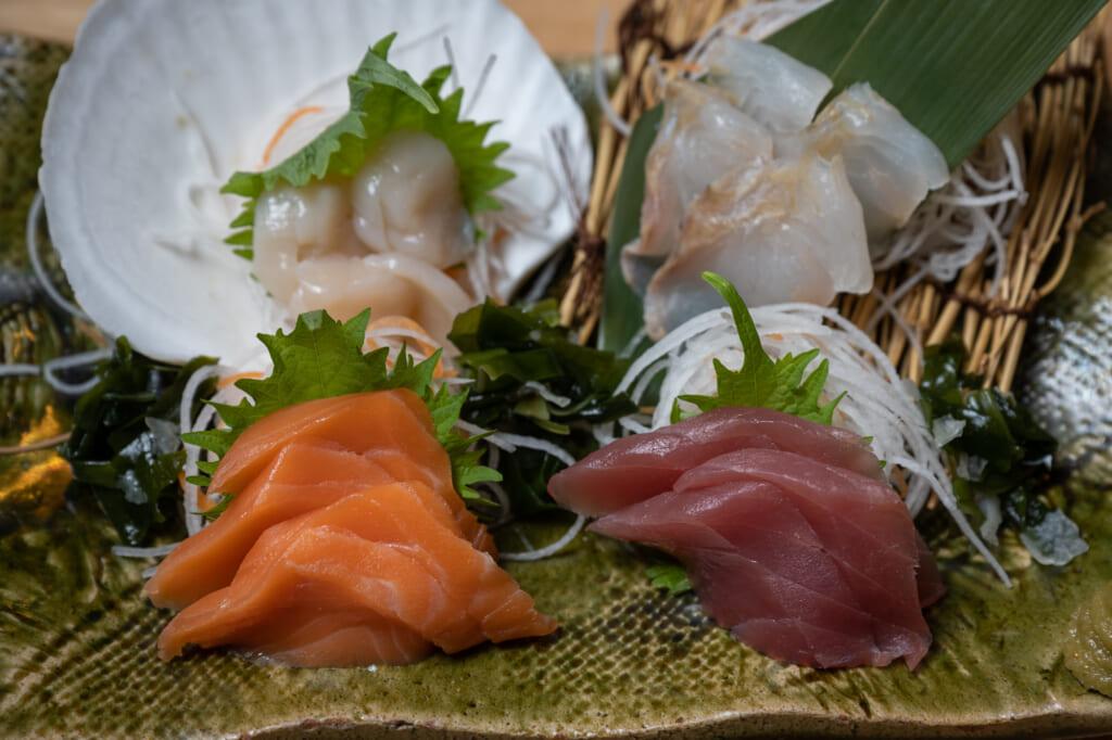 Ebisutei Sushi  in Niseko Hokkaido