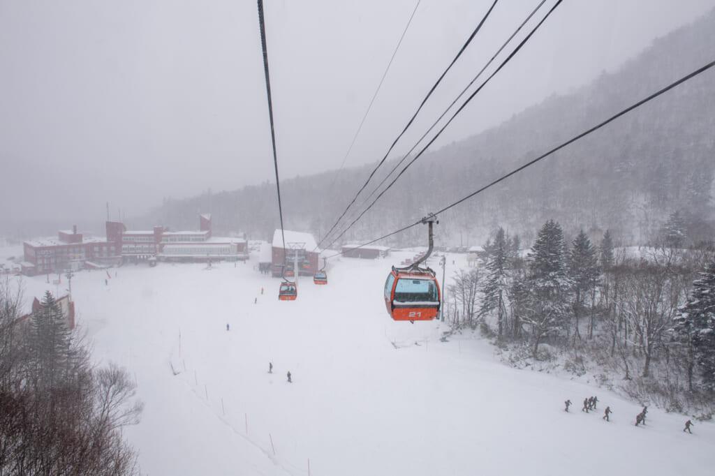 Kokusai Lifts Hokkaido