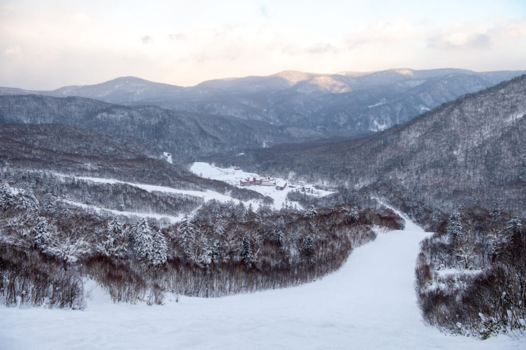Kokusai Scenery Hokkaido