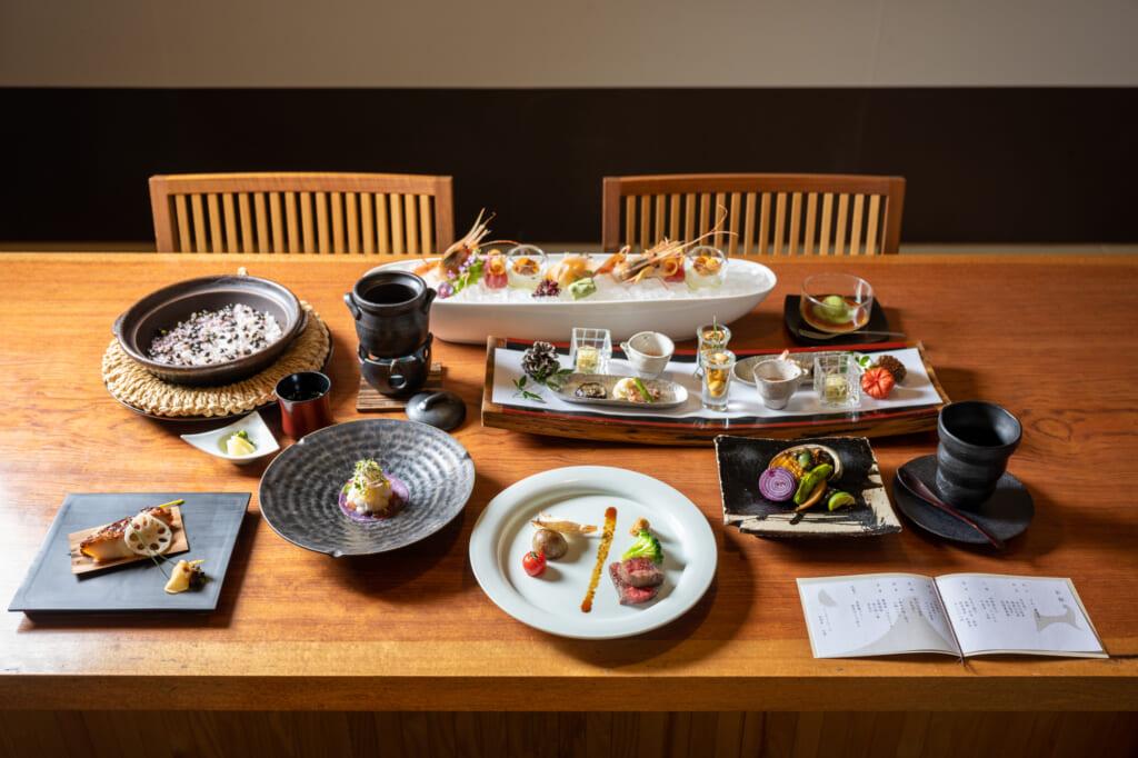 Niseko Onsen Meal in Niseko, Hokkaido