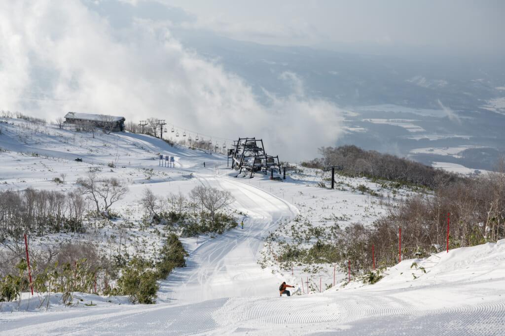 Niseko Slope Hokkaido