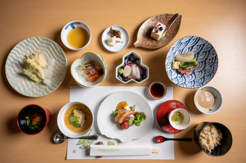 Rusutsu Meal Hokkaido