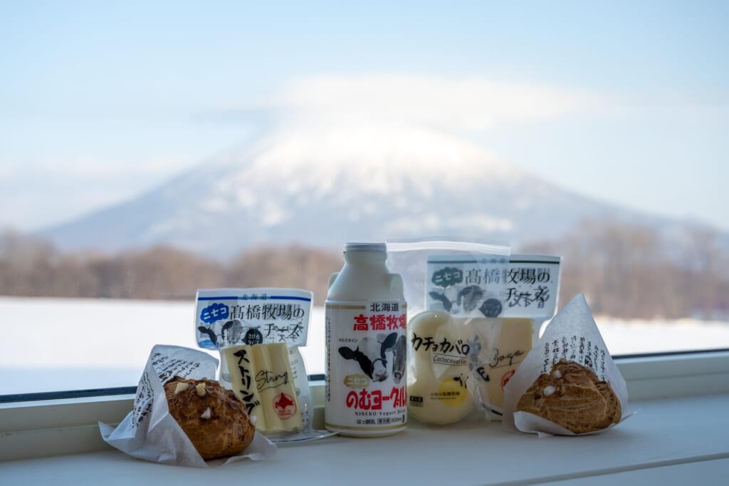 Takhashi Farm Products Hokkaido