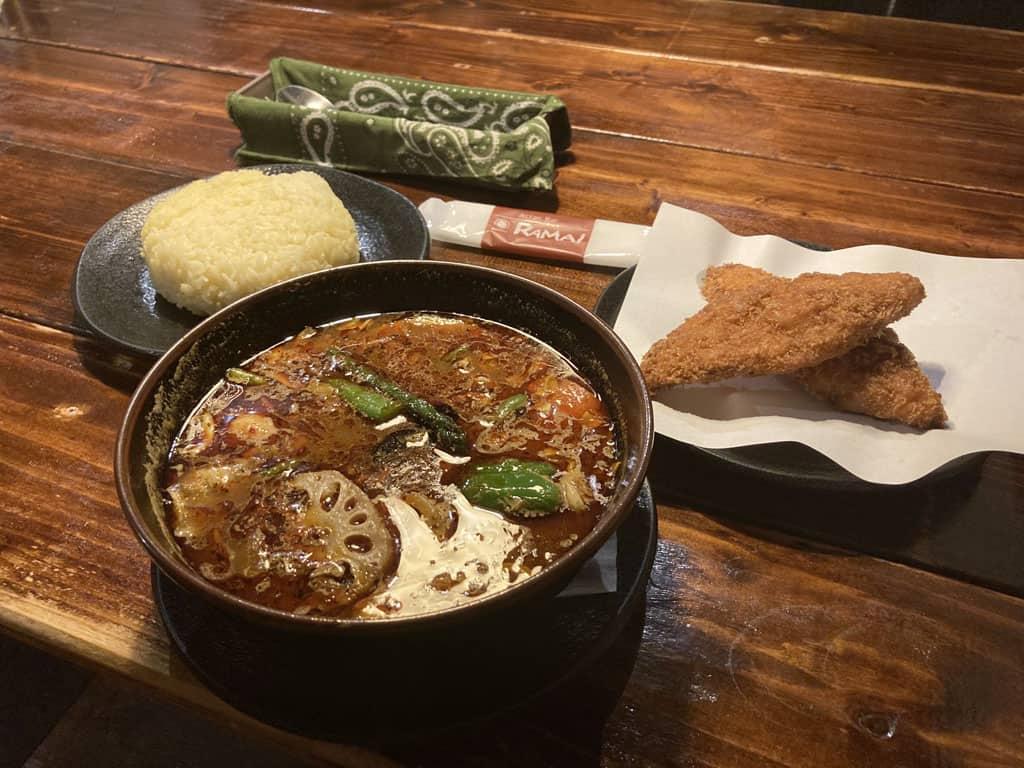 hokkaido curry soup