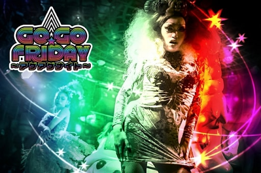 Go-Go friday promotional image