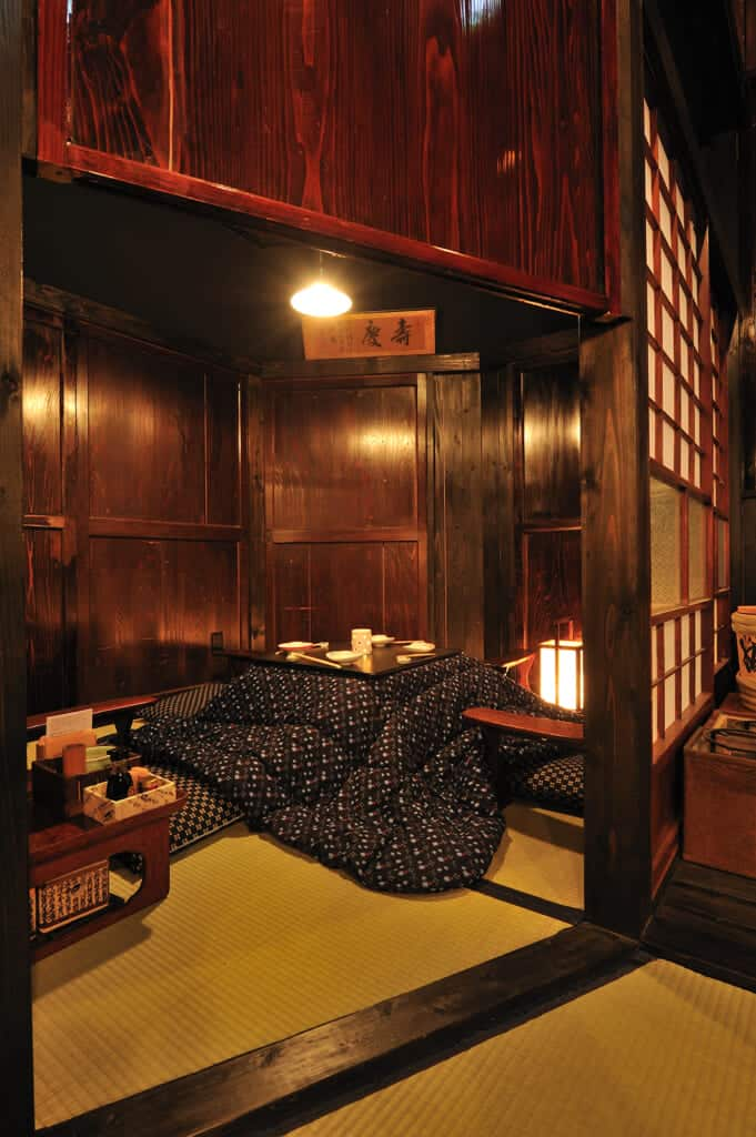 private dining at Shinshu Nagaya Sakaba