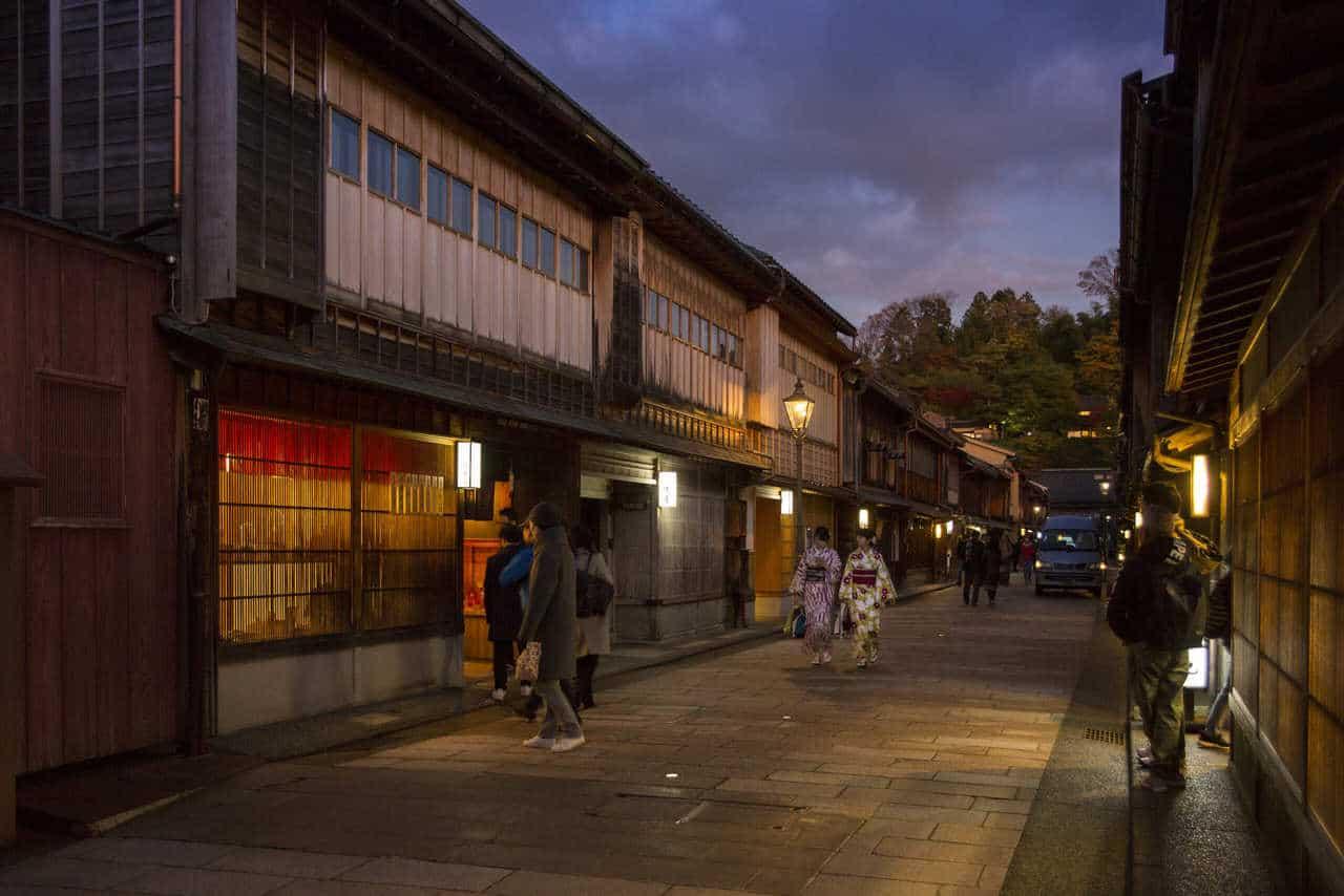 Discover Kanazawa, a Samurai Town near the Japanese Alps