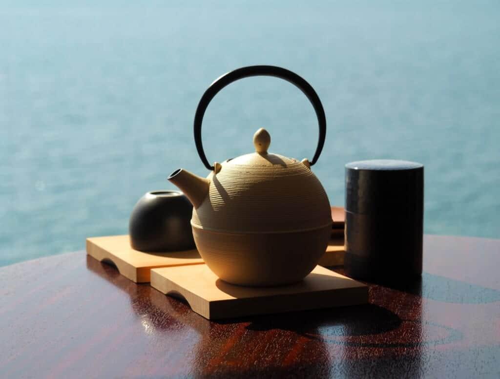 Tea at Ginpaso