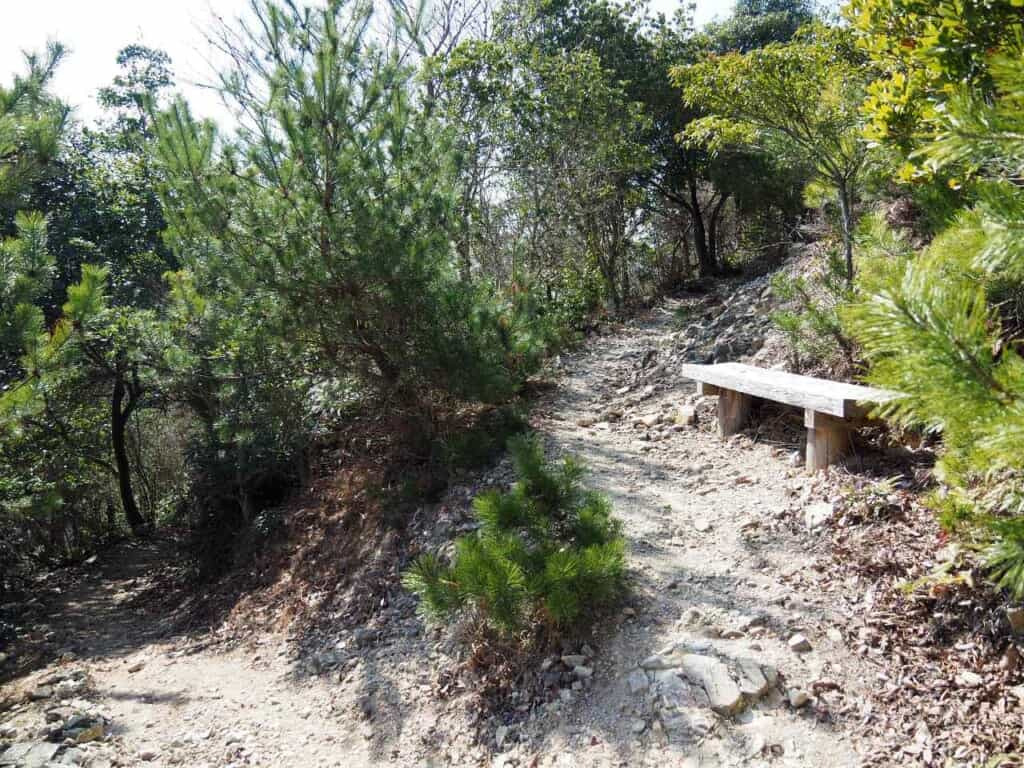 Sekibutsu Junrei Trail for hiking in Japan