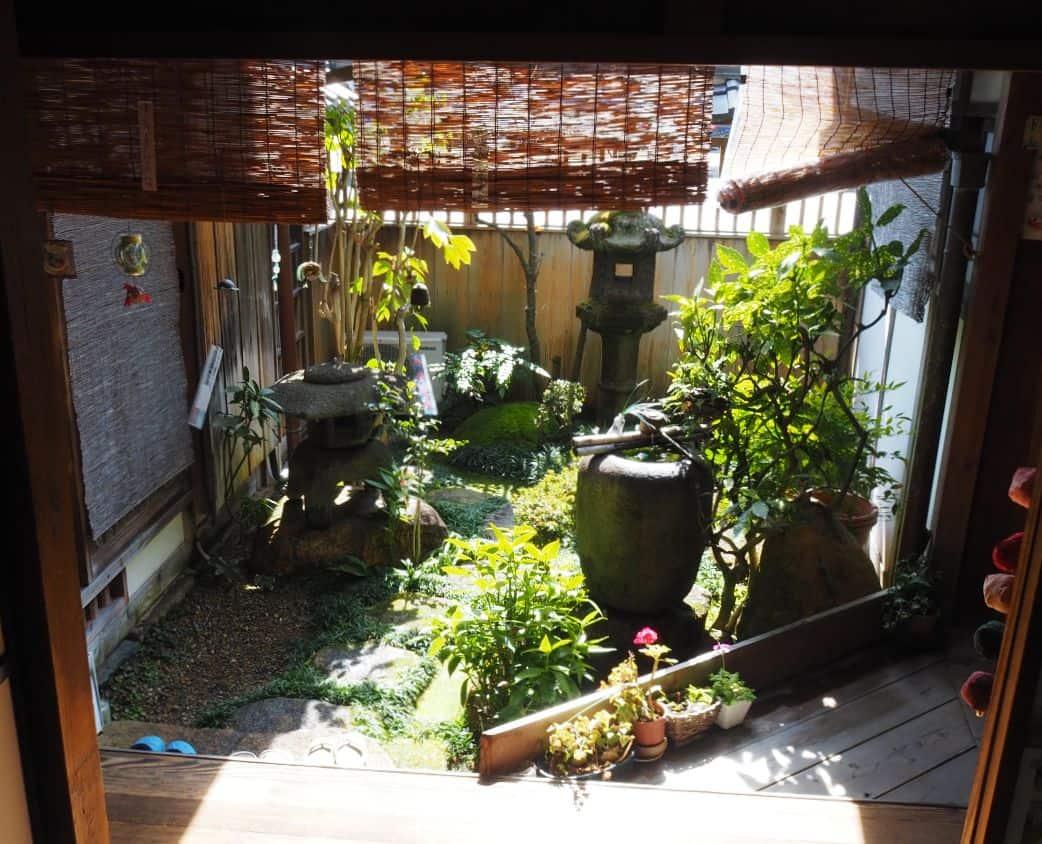 Kyu Sakoshiura Kaisho, a Japanese  style garden