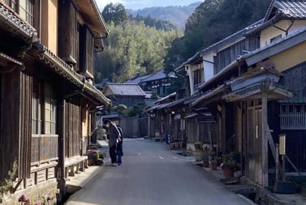 A street in Omori