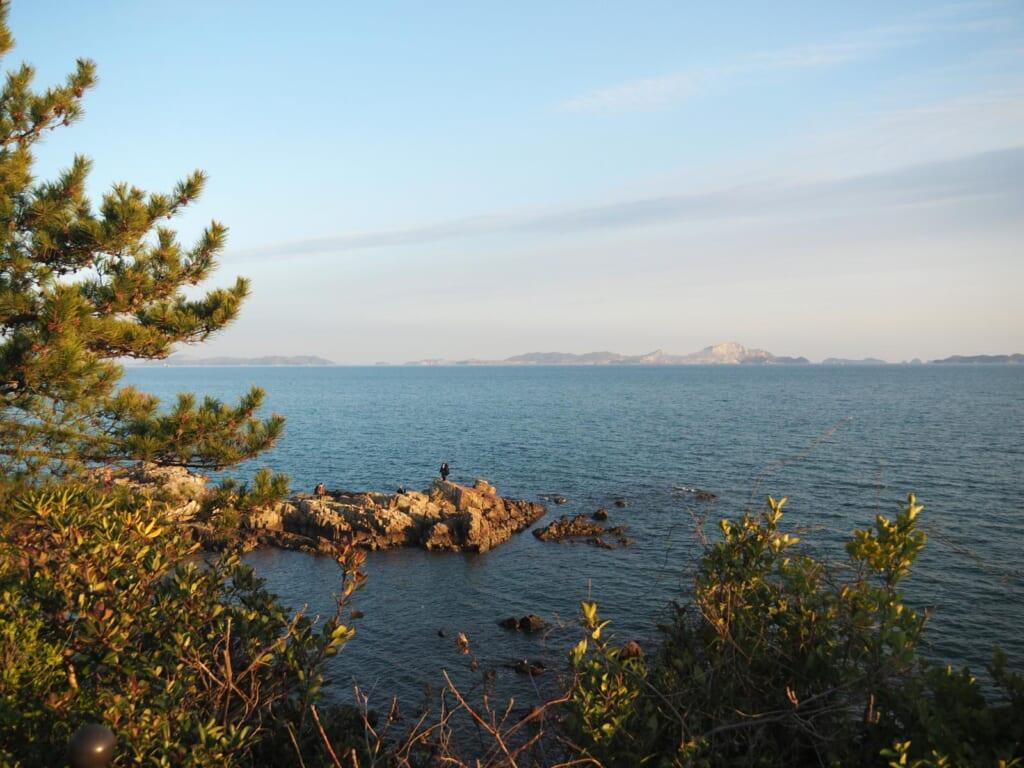 Misaki coast
