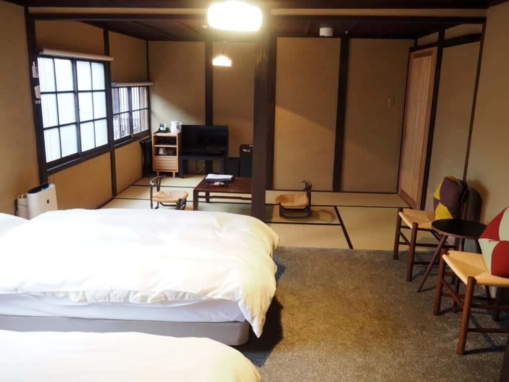 Kariya Ryokan Q room