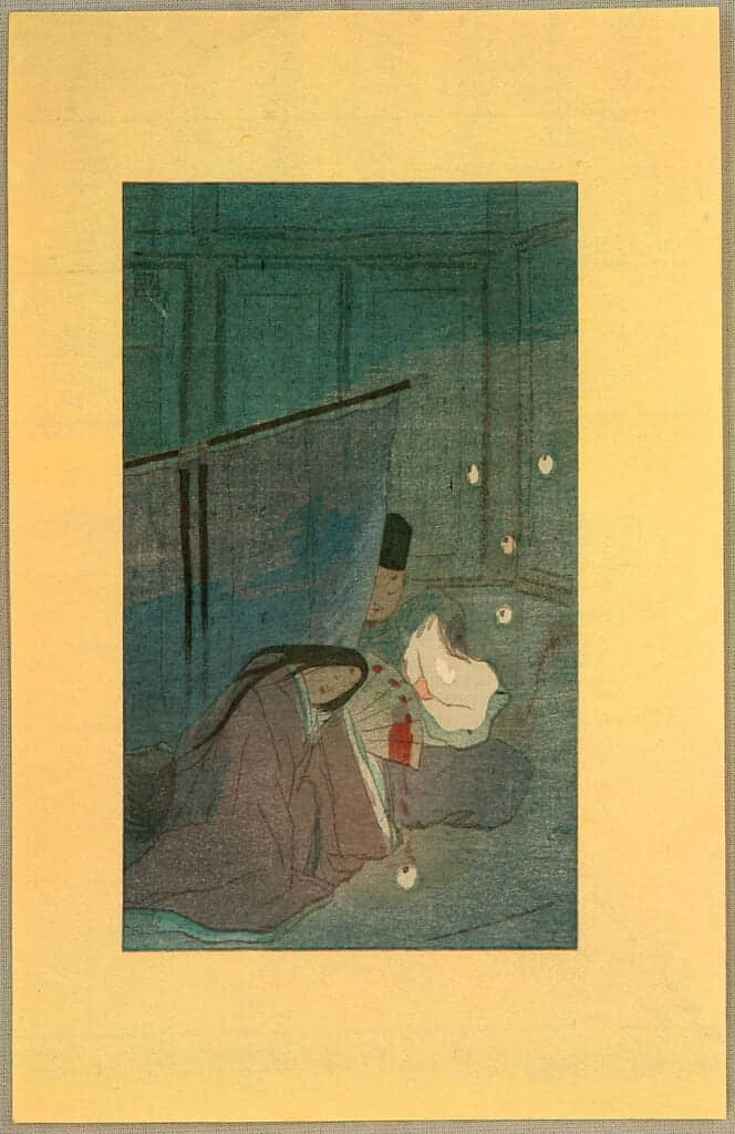 A picture from the Heian Period