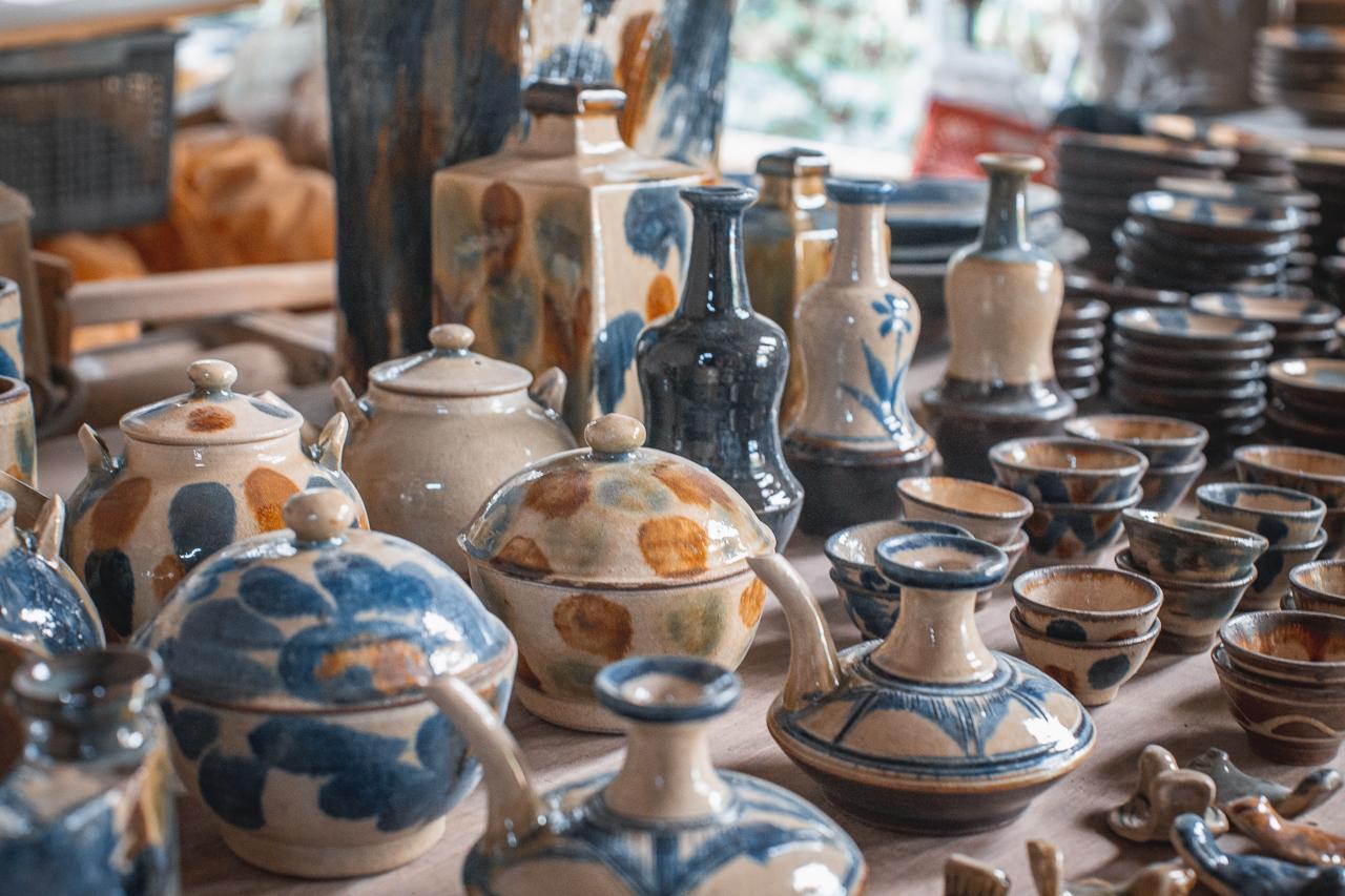 Unlocking the Secrets of the Japanese Ceramic Art with Kyoshi Matsuda