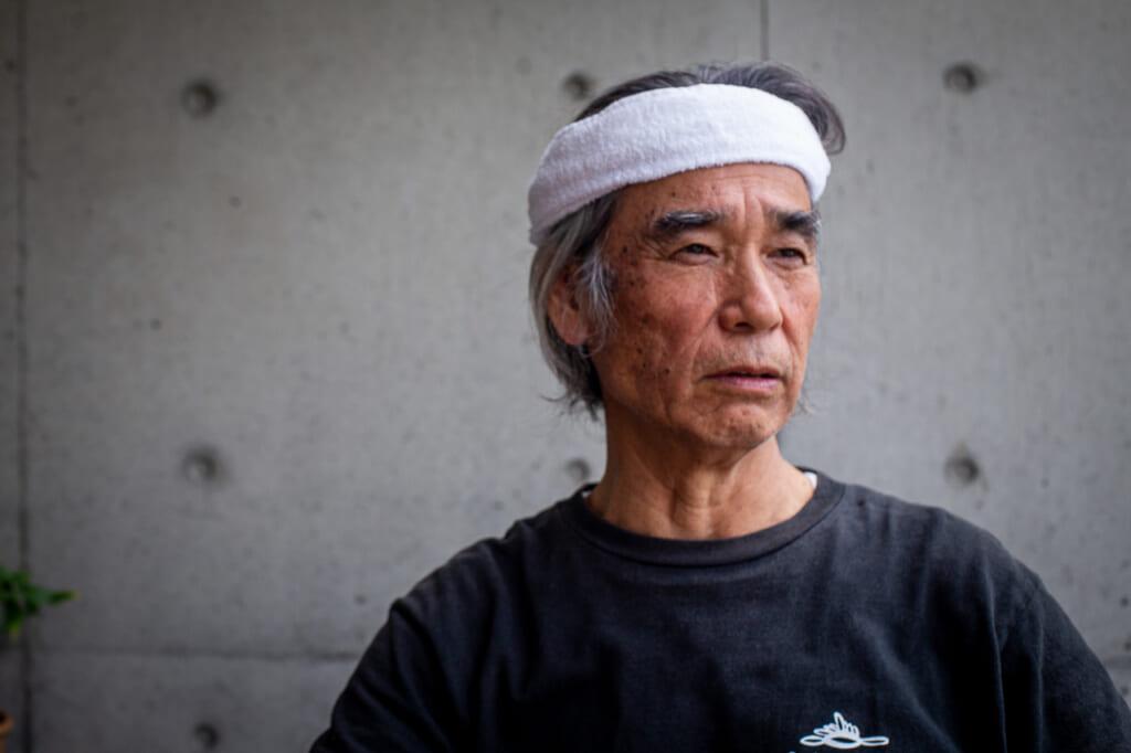 Kyoshi Matsuda portrait