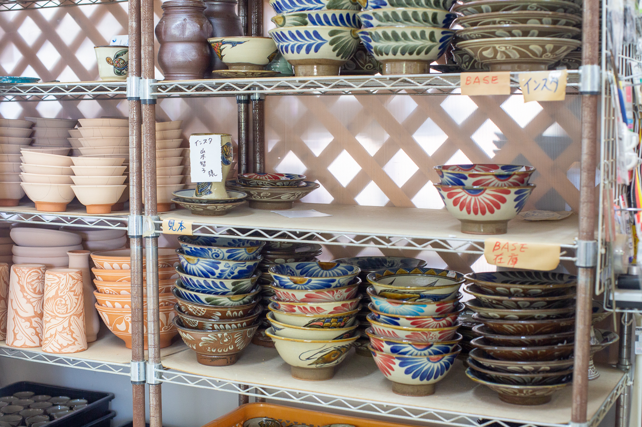 The Legacy of the Traditional Japanese Pottery in Fuji Pottery Workshop