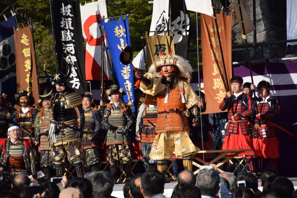 The biggest samurai festival in the world!
