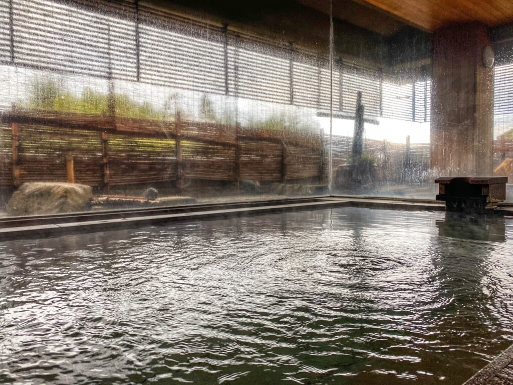 Yumura onsen, a paradise where you can relax!