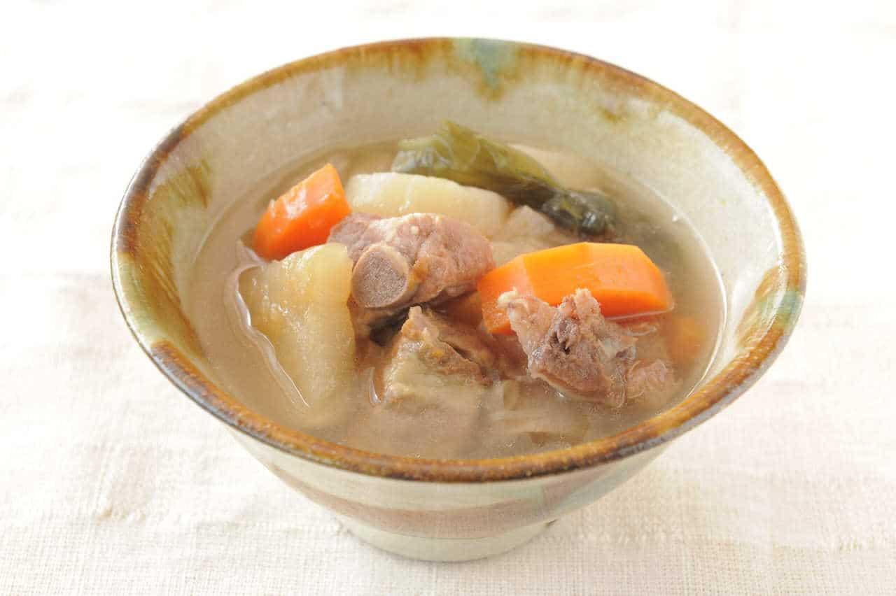 Okiham: Okinawan Food and the Secret of Longevity
