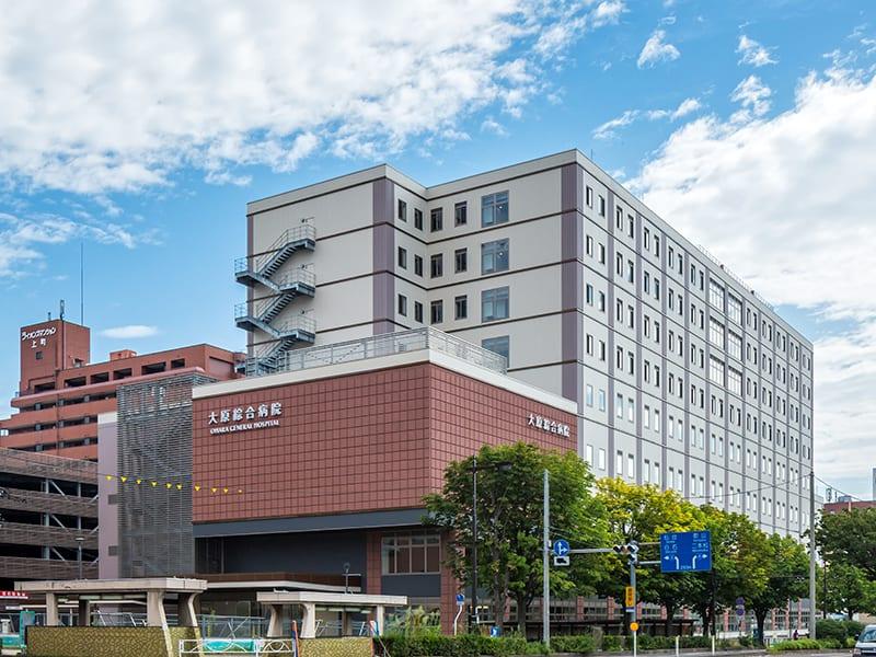 Hospital in Japan