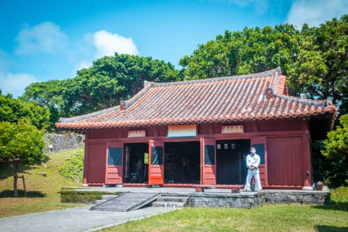 traditional okinawa building