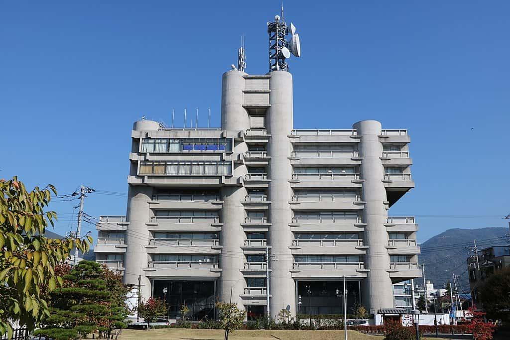 Yamanashi Press and Broadcasting Center,