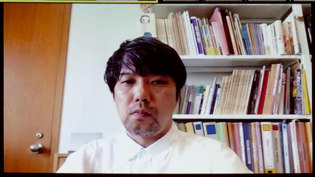 Kenjiro Hosaka, MOMAT curator