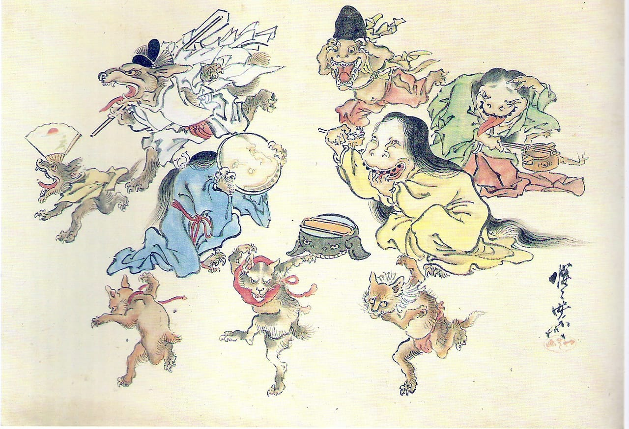 Yokai: Discover the History of Japan's Legendary Monsters