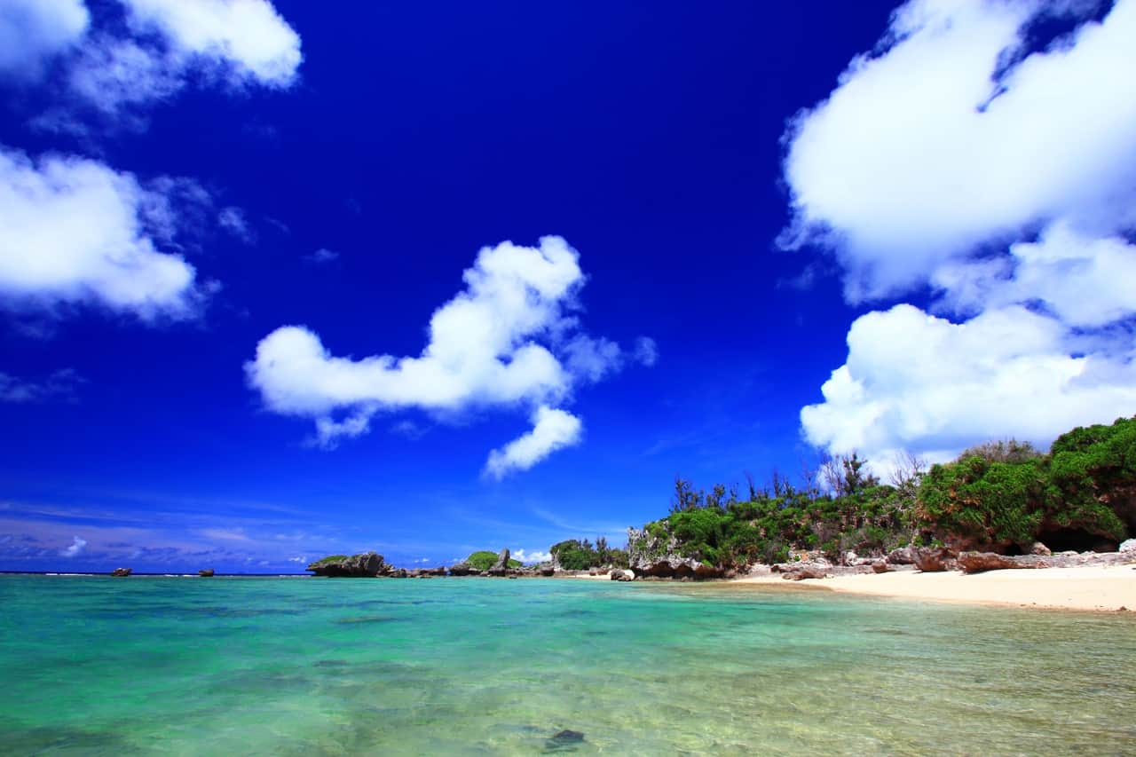 Okinawa: 10 idées d'activités sur l'île de Kumejima