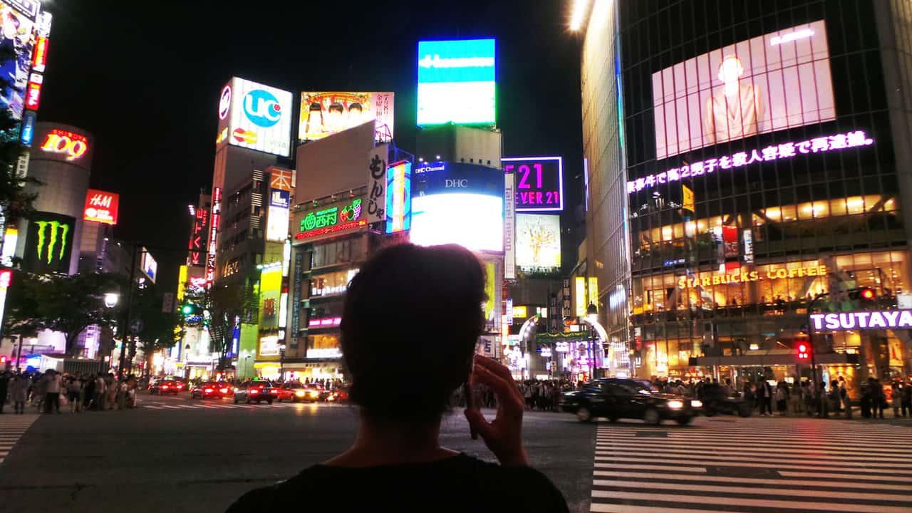 Comment avoir internet sur son smartphone au Japon ?