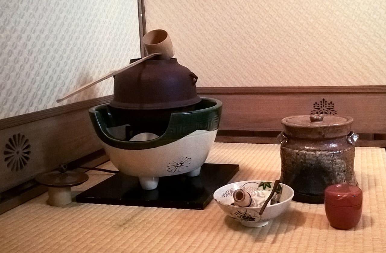 Histoire de la cérémonie du thé et comment y participer