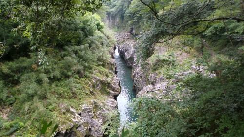 Comment accéder aux gorges de Takachiho