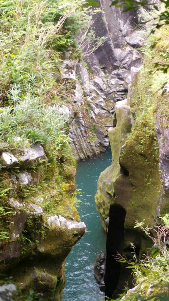 préfecture de miyazaki : les gorges de Takachiho