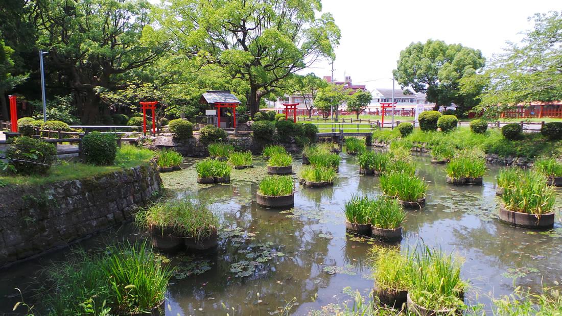 Sanctuaire Kashii à visiter à Fukuoka