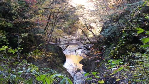 Les gorges de Nishizawa, une perle à proximité de Tokyo.