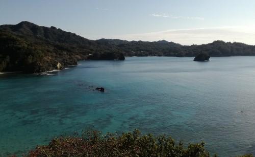 Les paysages magnifiques de l'archipel d'Ogasawara au Japon