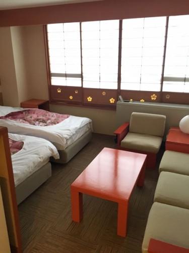 chambre au Kinugawa Park Hotel
